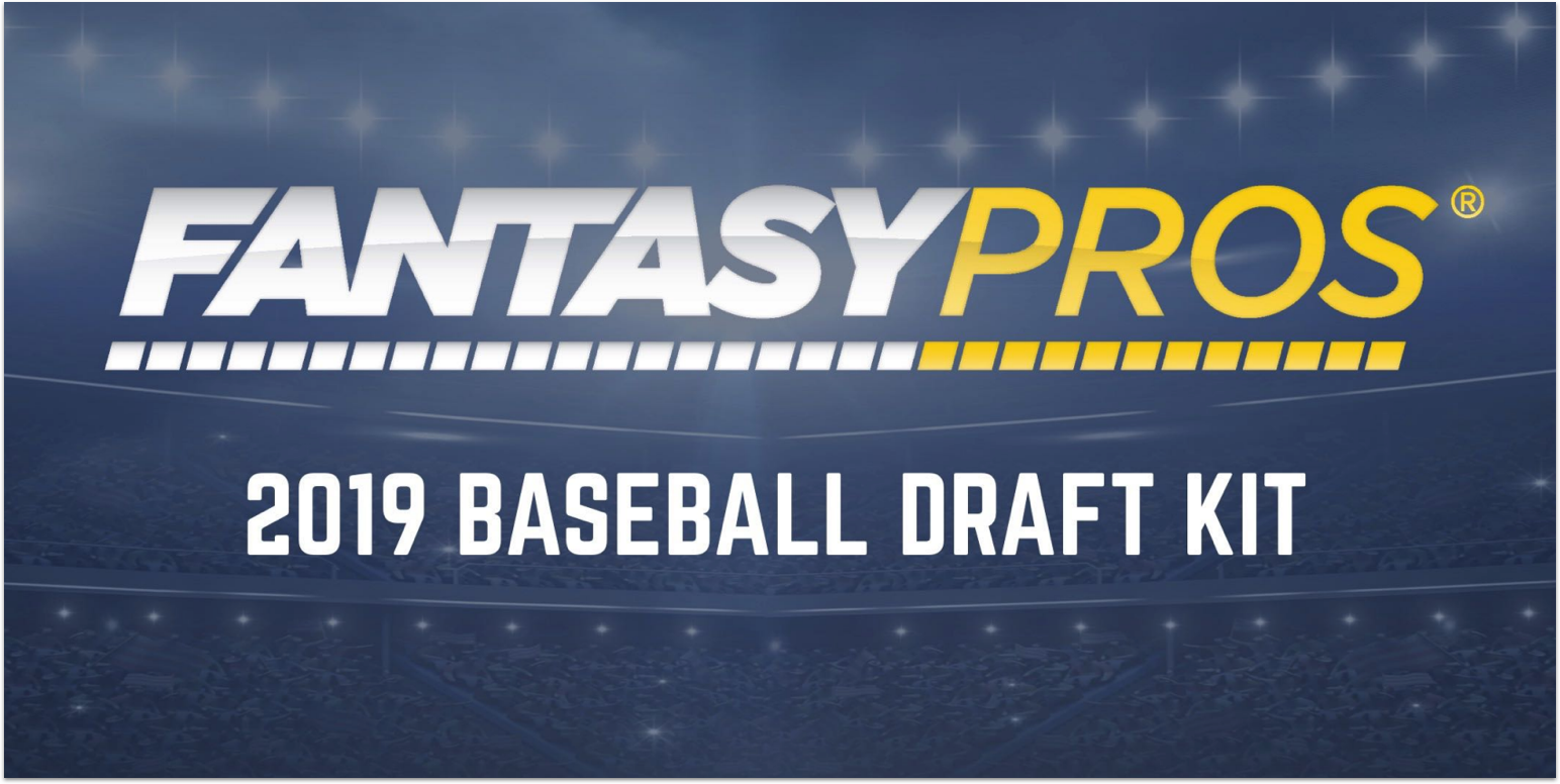 [2/11/19] The 2019 Fantasy Baseball Draft Kit is Here