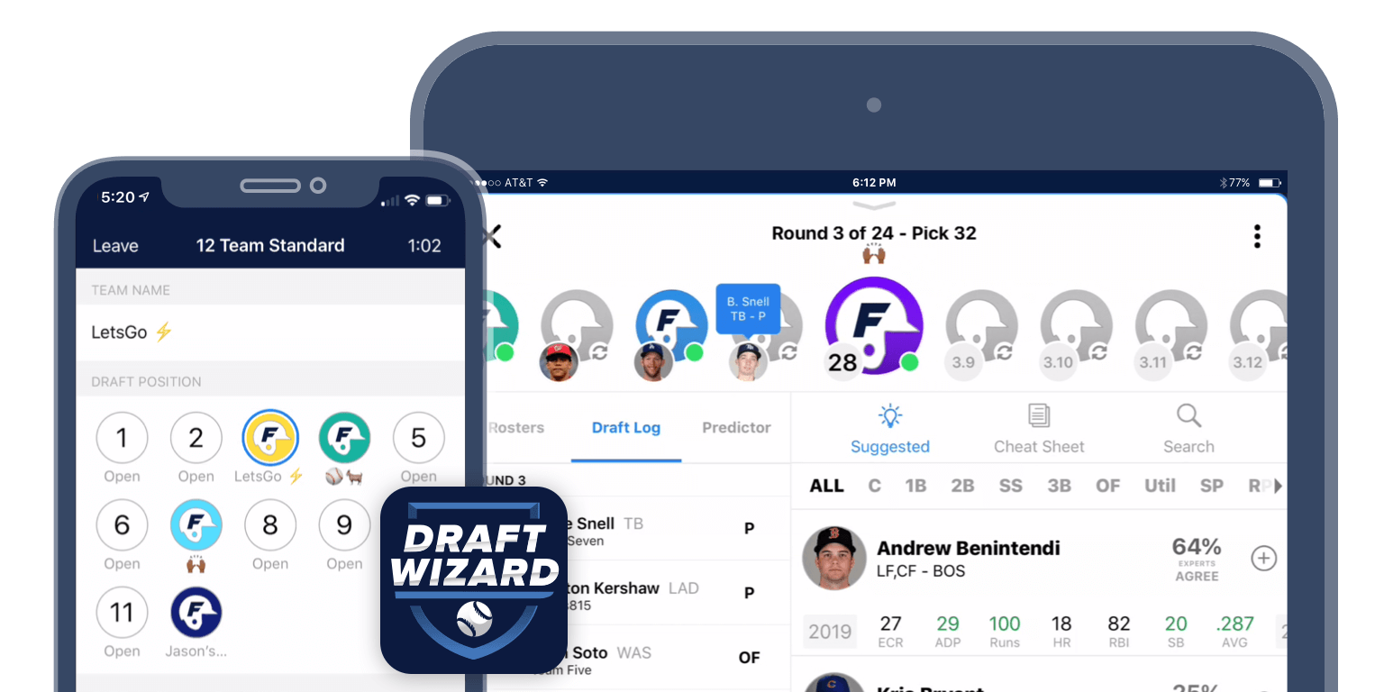 [3/6/2019] Draft Wizard iOS: Multi-User Draft Support Added