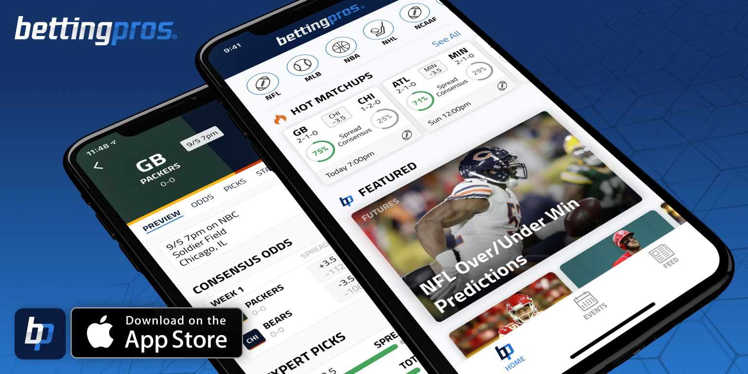 [7/23/2019] BettingPros iOS App Launched