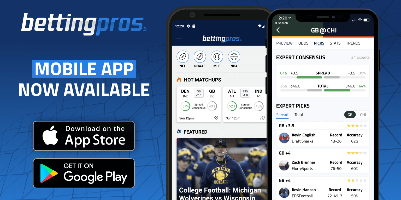 [9/22/2019] BettingPros Android App Now Available