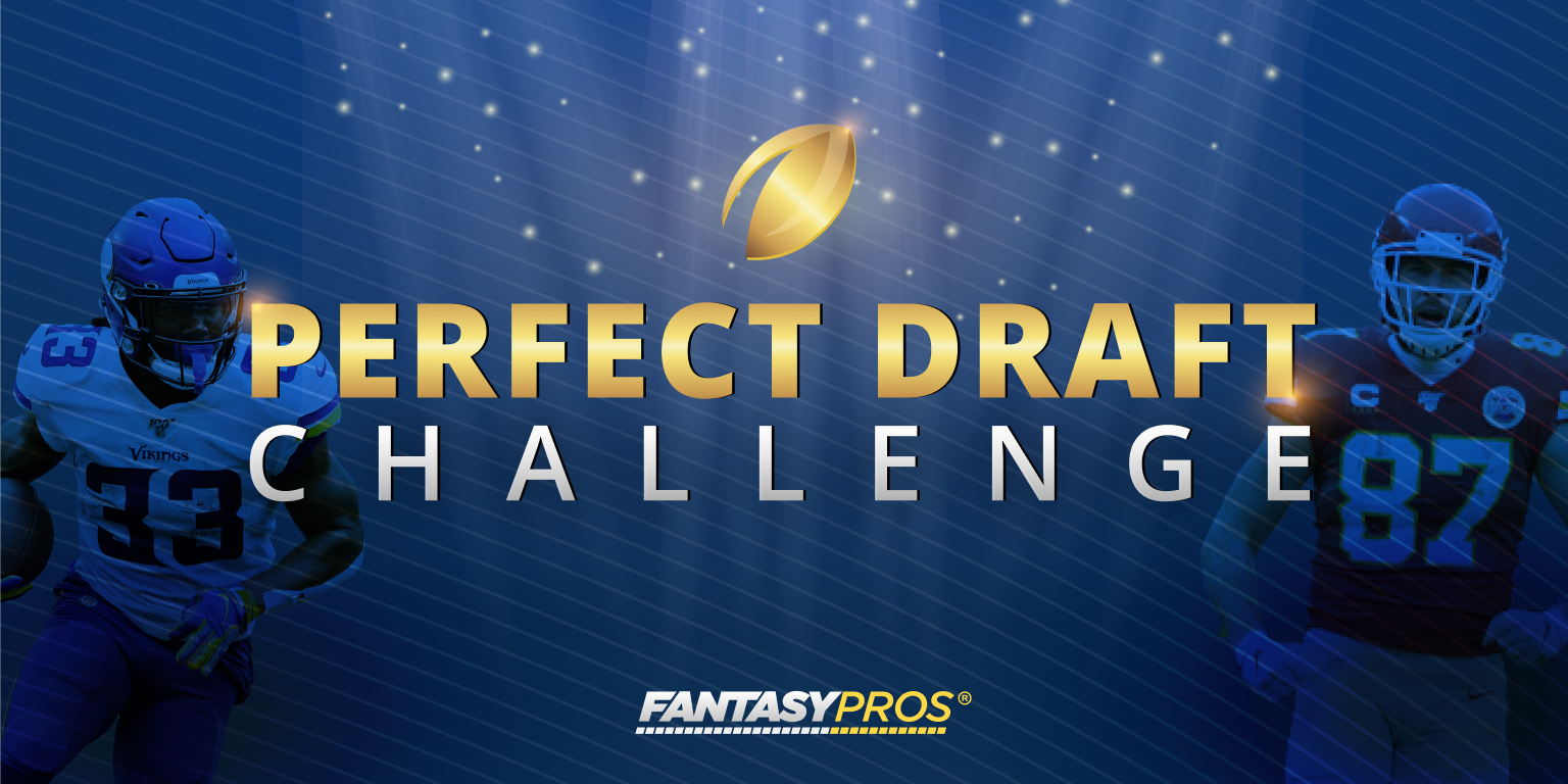 [12/31/2020] Perfect Draft Challenge: Can You Draft the Perfect 2020 Team?
