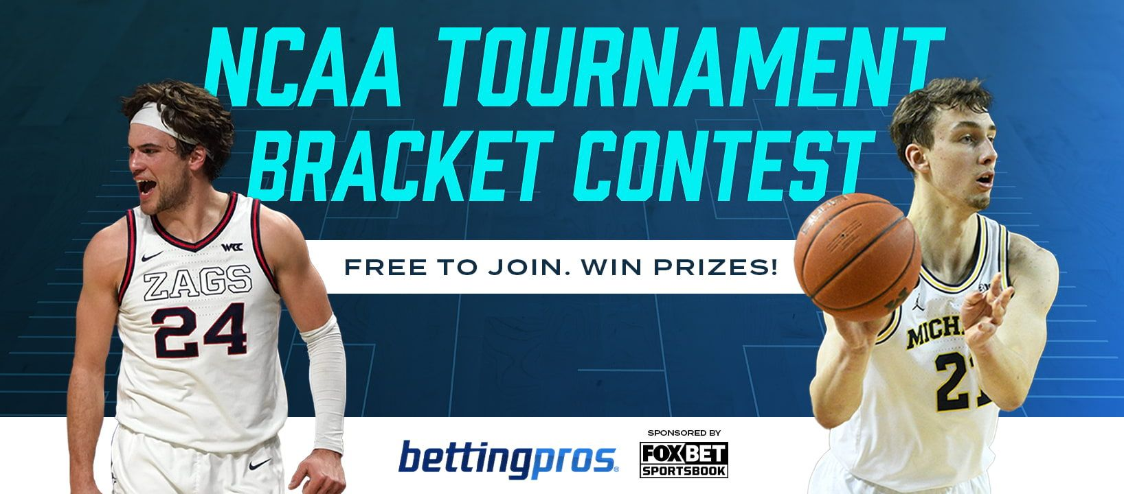 [3/15/2021] March Madness Is Here: Optimize Your Bracket and Enter Our Free Contest!